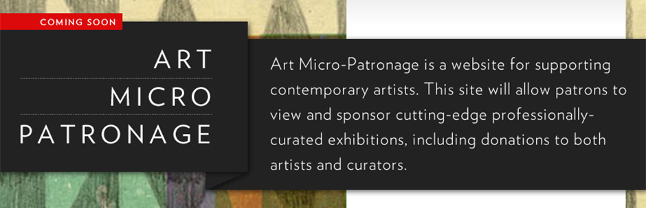 Art Micro Patronage