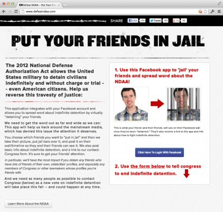 Your Friends in Jail