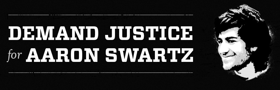 Justice for Aaron Swartz