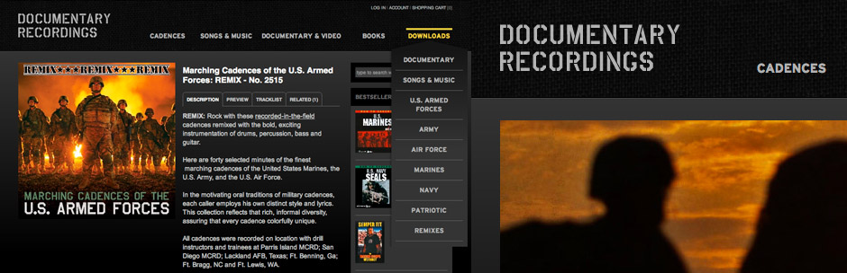 DocumentaryRecordings.com
